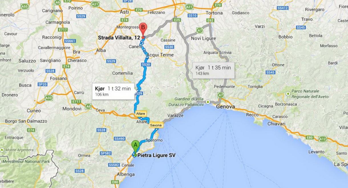 Pietra Ligure Kart