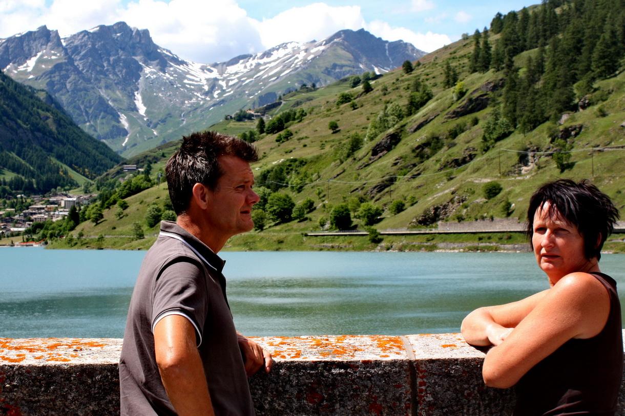Tur til alpene