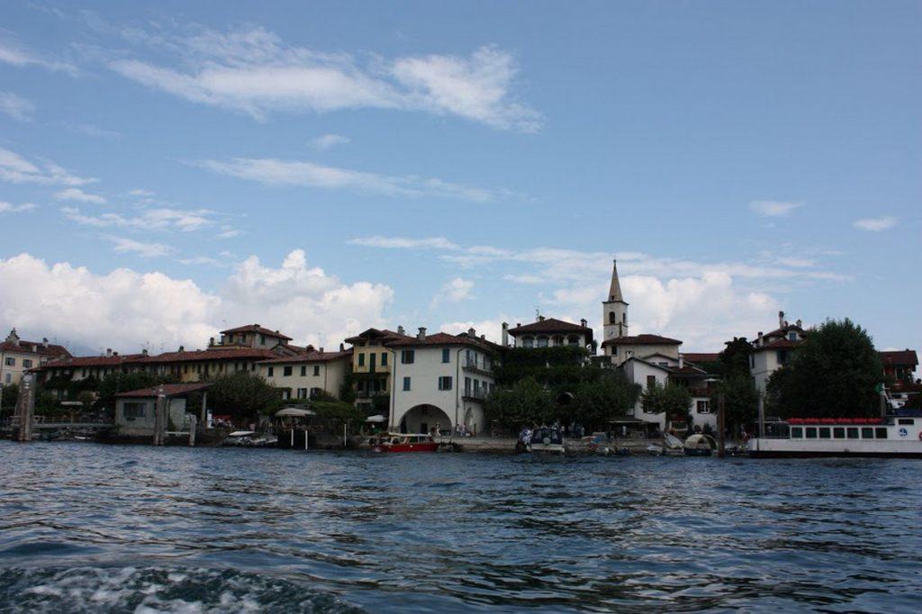 Lago Magiore - Isola dei Pescatori